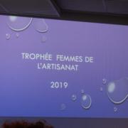 trophee 2019 club des femmes de l'artisanat